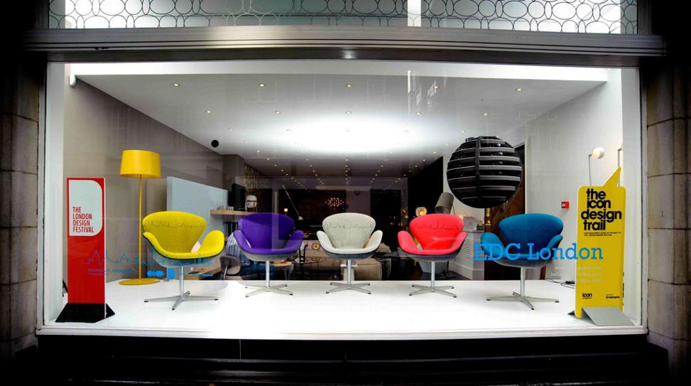 Ørgreen Skyline Edition Swan Chairs