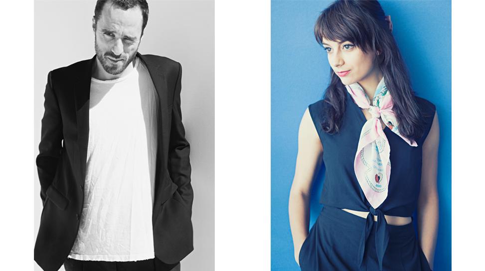 Sebastian Silva & Sophie Desmarais