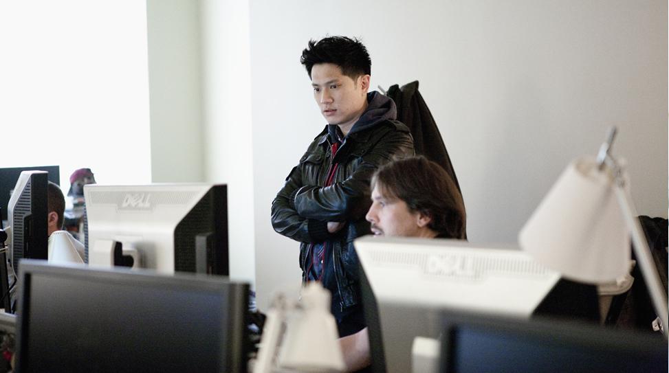 Warren Fu, Daft Punk
