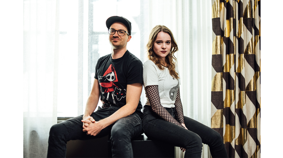 Justin P. Lange and Nadia Alexander